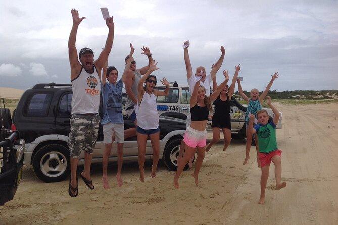 Port Stephens Bush, Beach and Sand Dune 4WD Passenger Tour