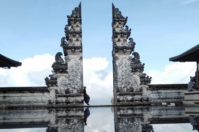 BALI INSTAGRAM TOURS; Heaven Gate, Tirta Gangga, Tukad Cepung waterfall