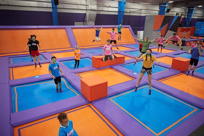 90 Minute Open Jump at a Trampoline Park in Kissimmee