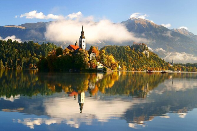 Lake Bled and Ljubljana Private Tour from Trieste