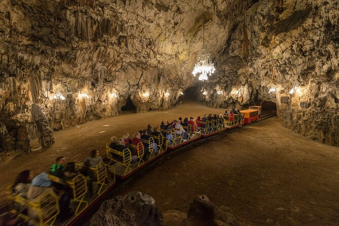 Private Postojna Cave and Predjama Castle Tour from Trieste