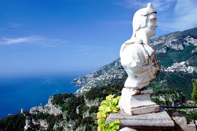 Day Tour to Positano, Amalfi and Ravello from Sorrento