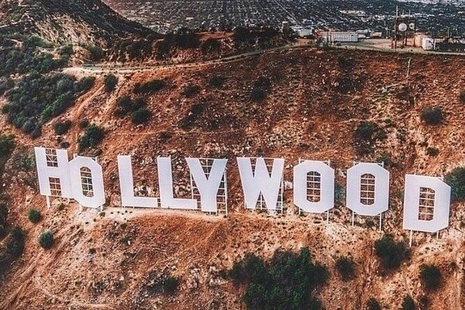 Private Air Tour of Los Angeles