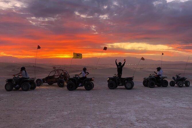 ATV Tour in Las Vegas with Hotel Pickup
