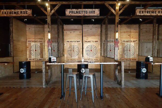 Axe Throwing Experience in Palmetto Bay