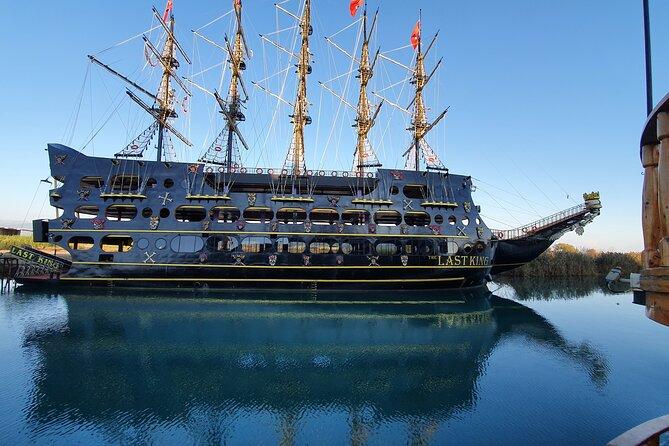 Big Kral Boat All inclusive