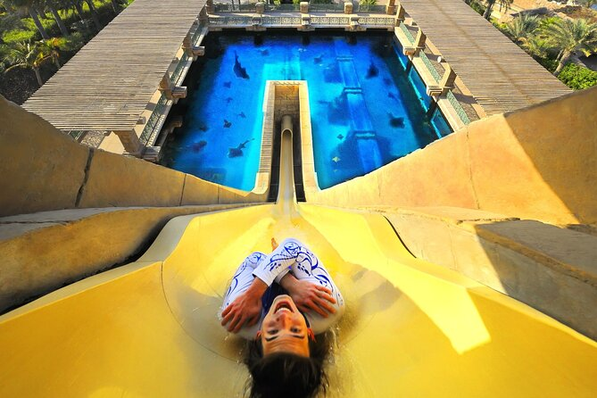 Aquaventure waterpark & Lost chambers Ticket with Optional Private Transfers
