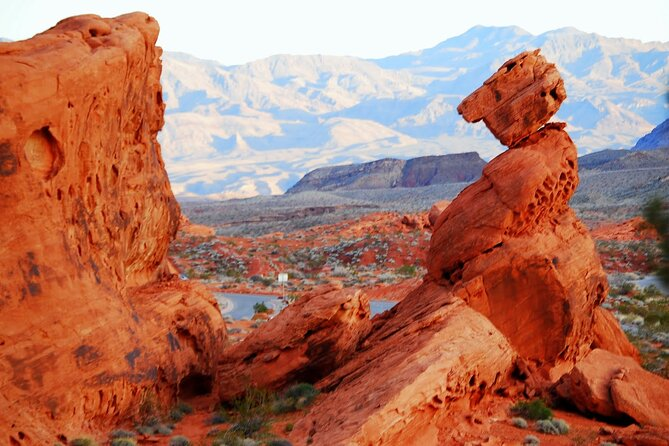 Las Vegas Red Rock Canyon Helicopter Tour