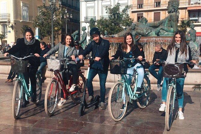 Bike Grand Valencia Private Tour