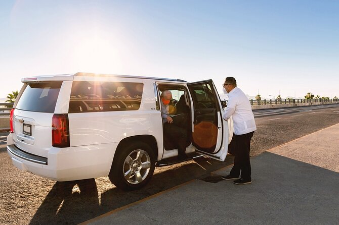 Private Round-Trip Transfer from SJD Airport to San José del Cabo