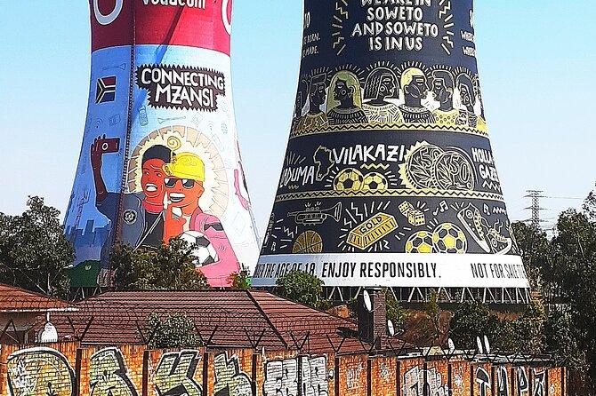 Johannesburg and Soweto tour