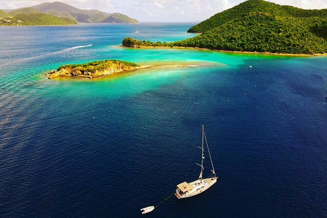Private Full Day Sail in Virgin Islands National Park