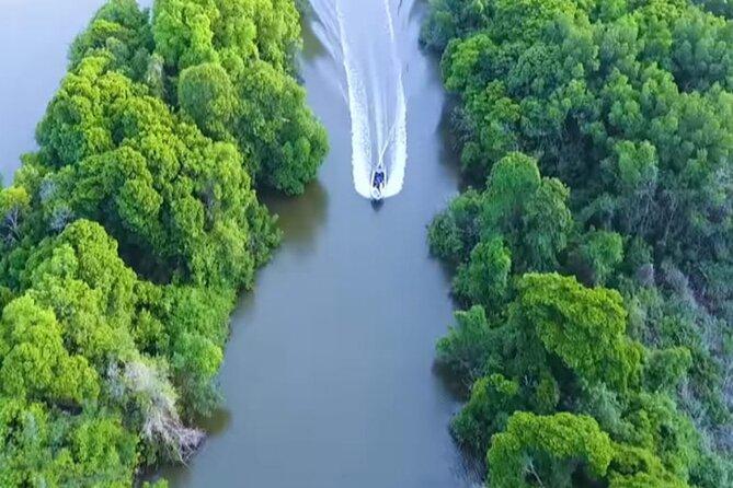 Negombo Lagoon, Dutch Canal and Muthurajawela Wetland Tour from Negombo