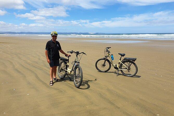 Audio-Guided Bike Tour in the Aupouri Peninsula from Waipapakauri