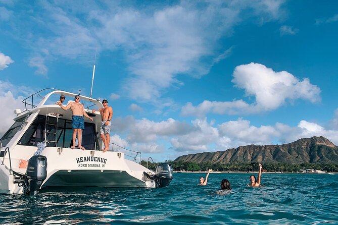 Private Sunset Catamaran Cruise in Waikiki
