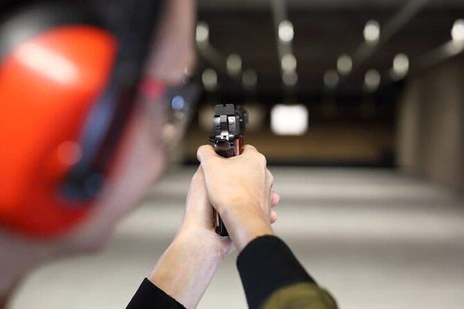 """Orlando Gun Club - Pick """"6"""" Guns Experience"""