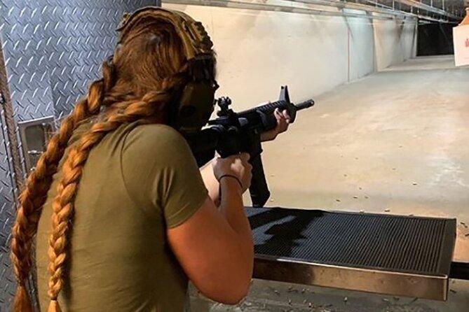 """Orlando Gun Club - Pick """"8"""" Guns Experience"""
