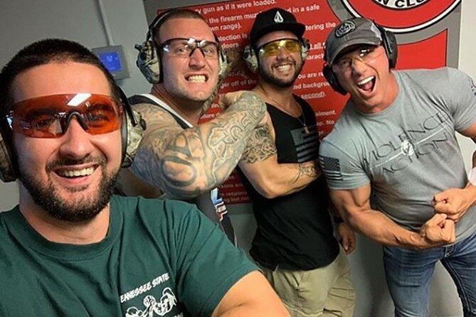 """Orlando Gun Club - Pick """"5"""" Guns Experience"""