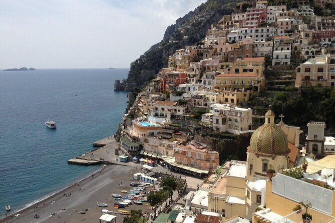 Sorrento Positano Amalfi from Naples with lunch included