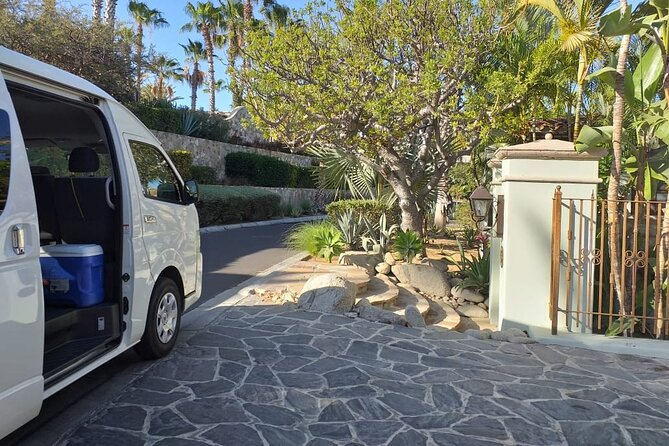 Private Transfer to Cabo San Lucas from Cabo Airport