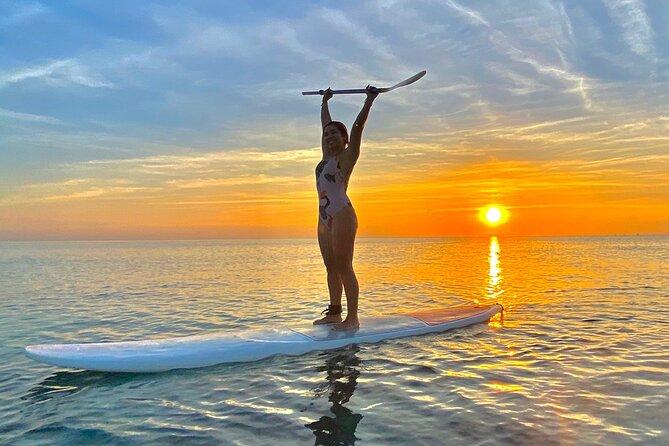 Sunrise Paddle Surf