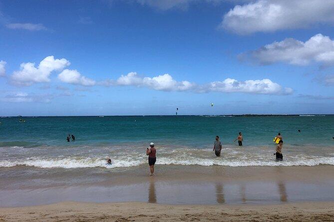 Diamond head crater & Kailua / lanikai beach day