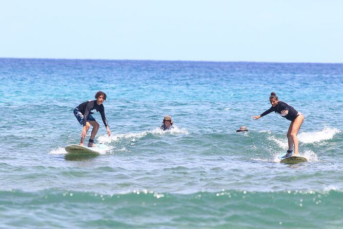 North Shore Surfing Lessons Oahu Hawaii
