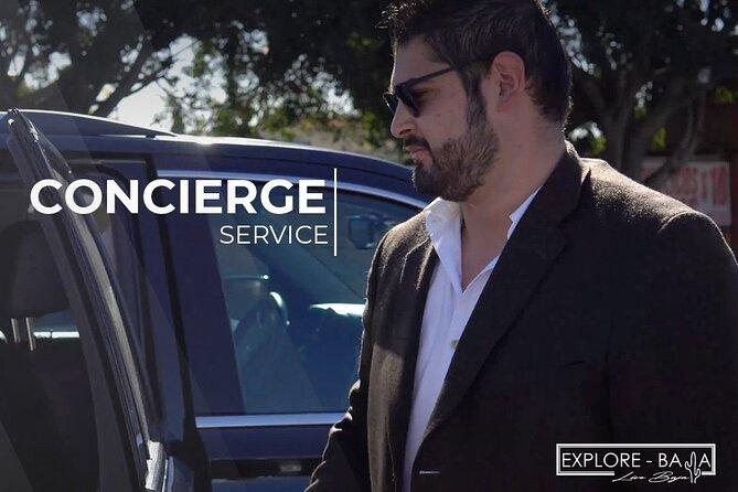 PRIVATE BAJA WINERIES EXPERIENCE (Transportation,concierge,custom schedule)