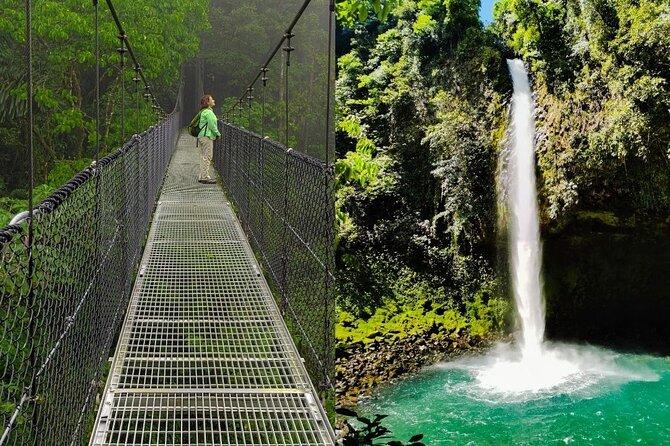 Hike & Nature (Hanging Bridges and Fortuna Waterfall)