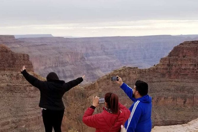Grand Canyon West Rim SUV Tour From Las Vegas With Lunch