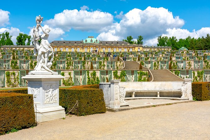 Private Half-Day Walking Tour of Potsdam and Sanssouci