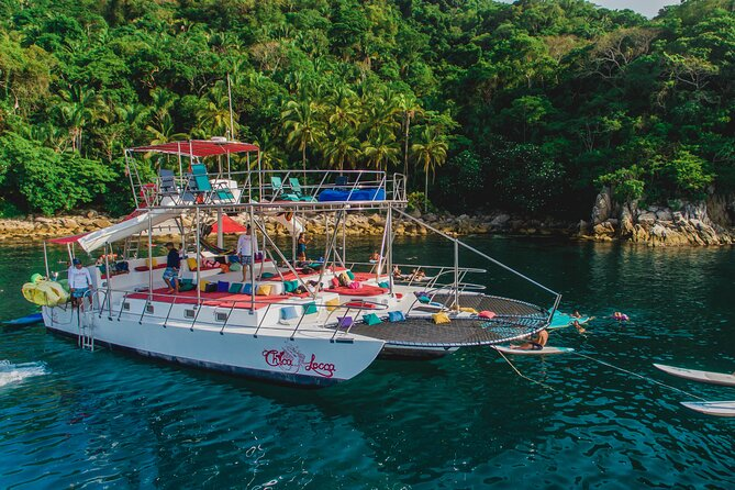 ChicaFun WATERSLIDES ALL INCLUSIVE 7-Hour OPEN Tour to Yelapa