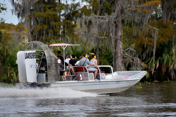Private Airboat Ride in Panama City