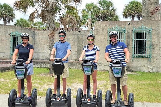 2-Hour Guided Segway Tour of Huntington Beach State Park in Myrtle Beach