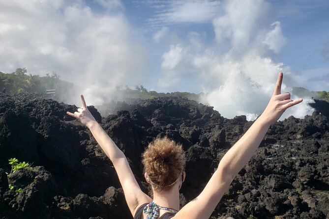 Private Half-Day Maui Road to Hana Tour