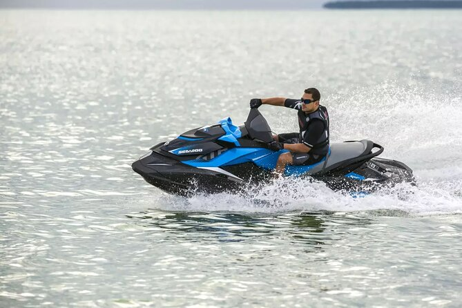 1 hour guided tour in JETSKI along the Marbella coast