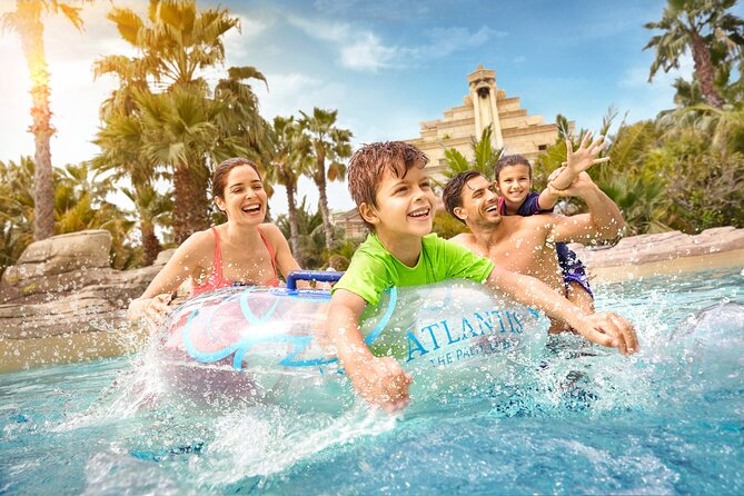Admission Tickets to Aquaventure and Lost Chambers Aquarium