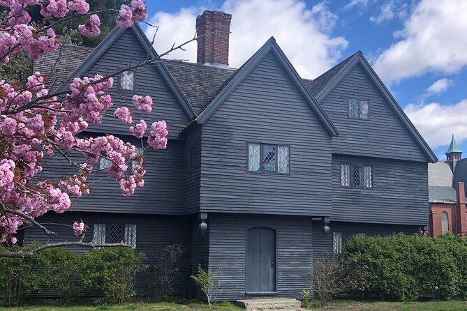 Salem and Witchcraft Historical Walking Tour