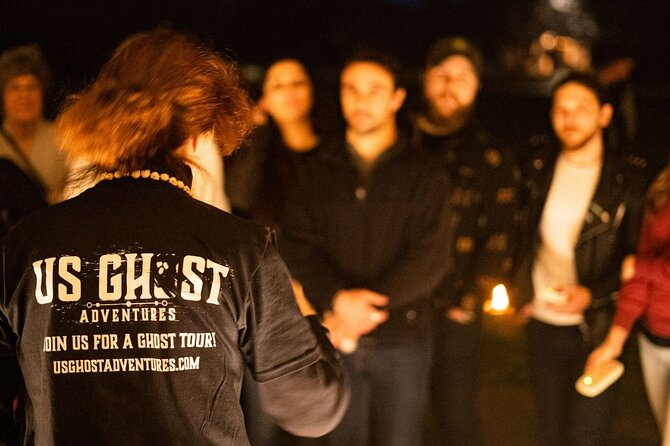 Dallas Haunted Walking Ghost Tour