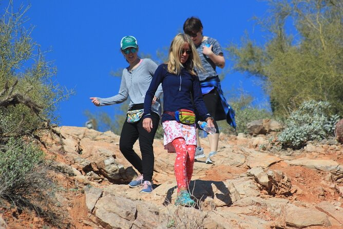 Amazing 2-Hour Guided Hiking Adventure in the Sonoran Desert