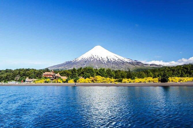 Todos los Santos Lake and Villa Peulla Tour from Puerto Petrohué