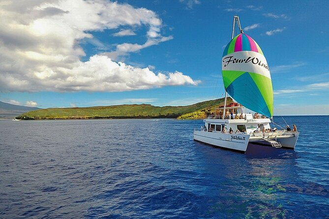 Four Winds II Molokini Snorkeling Tour from Maalaea Harbor