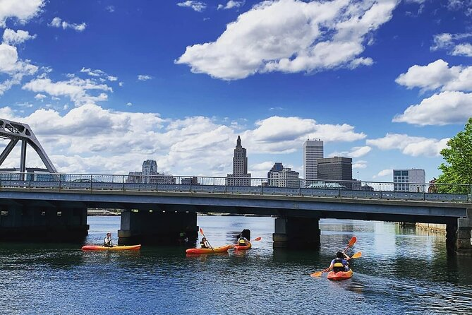 Guided Kayak Tours of Providence