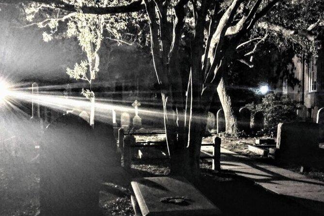 Charleston Dark History and Ghost Tour