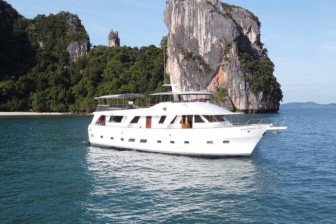 Phang Nga Bay 8-Hour Private Yacht Tour
