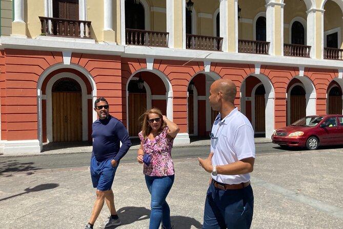 Fort Brooks, Old San Juan