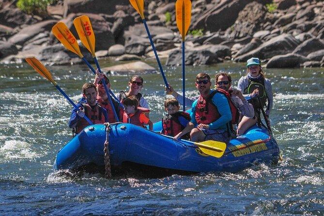 Half Day Roaring Fork Rafting