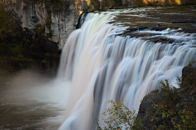 Private VIP Mesa Falls, St. Anthony Sand Dunes, and Harriman State Park Tour