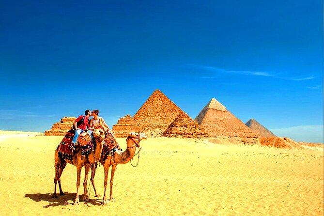 Private Giza Pyramids,Egyptian Museum,Sphinx,Bazar,all inclusive