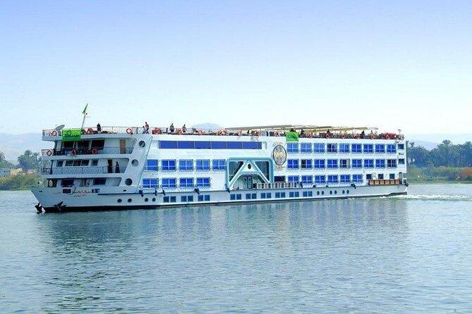 3 Night Nile Cruise Aswan & Luxor & Hot Air Balloon, Abu Simbel from Aswan